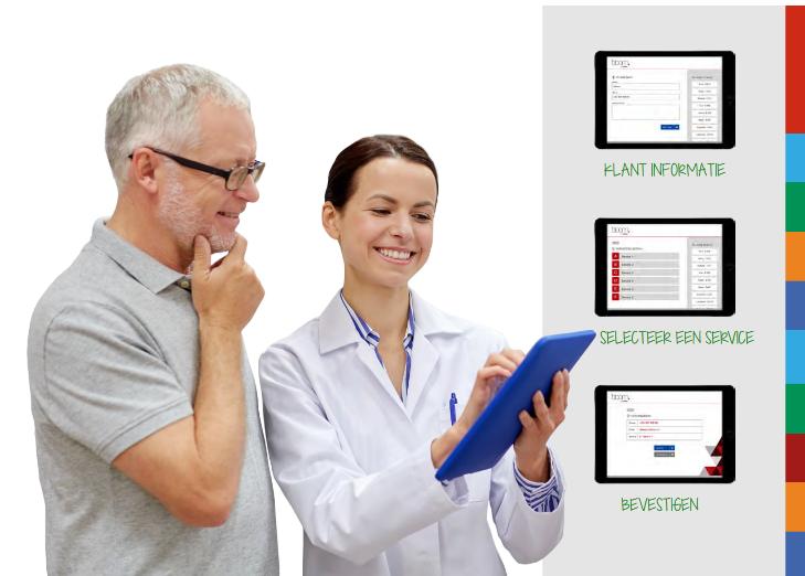 Online Afspraken en Klantverwijssysteem voor het Elkerliek Ziekenhuis in Helmond
